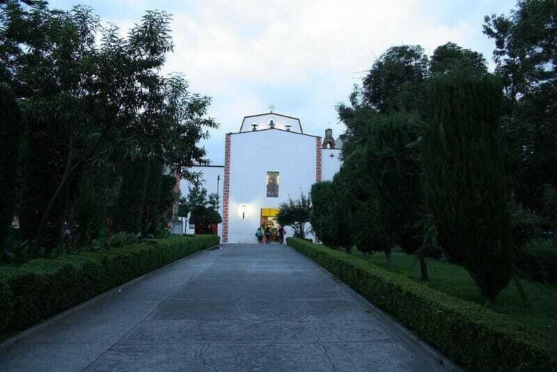 """Parte del """"Jardín del Arte"""""""