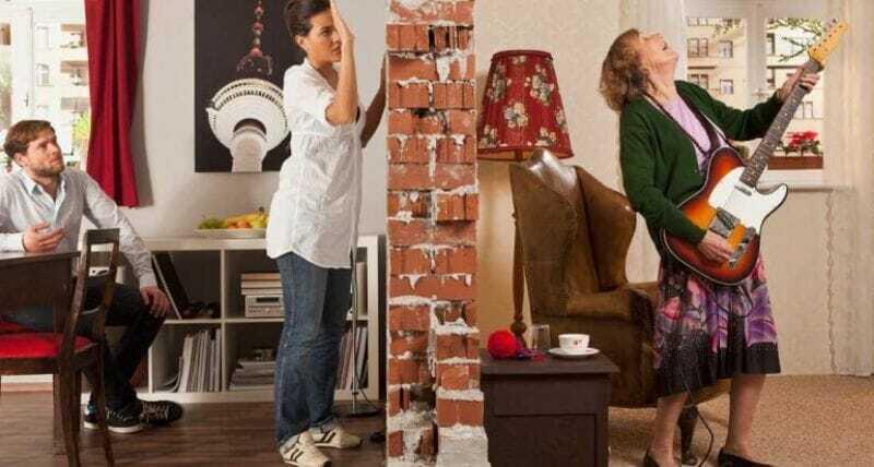 Ruido de Vecinos en Apartamento