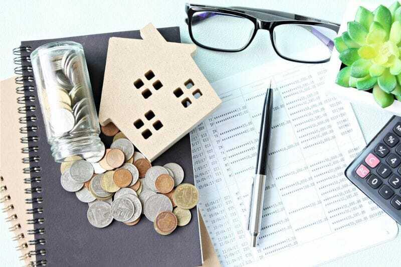 Costo de Casa y Departamento