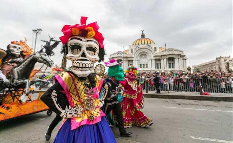 Desfile 2 de Noviembre CDMX