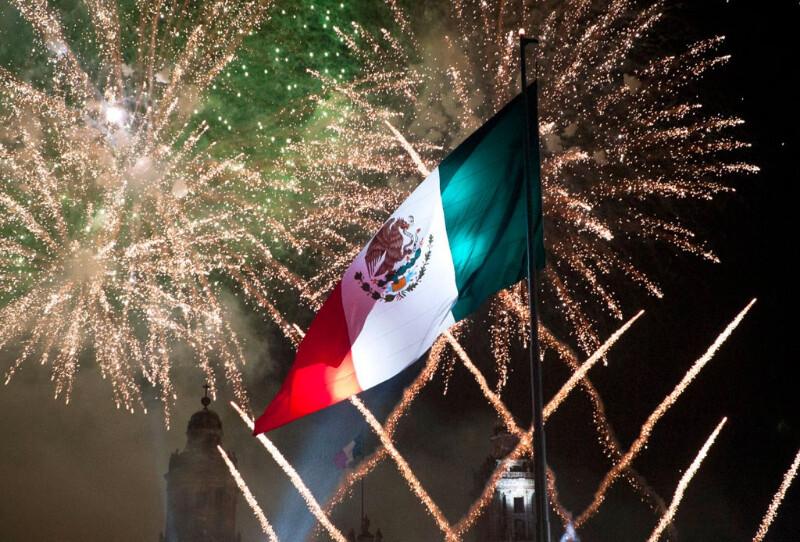 Celebración de México