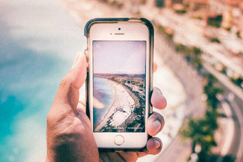 Stories en Instagram
