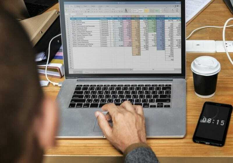 Inventario en Excel