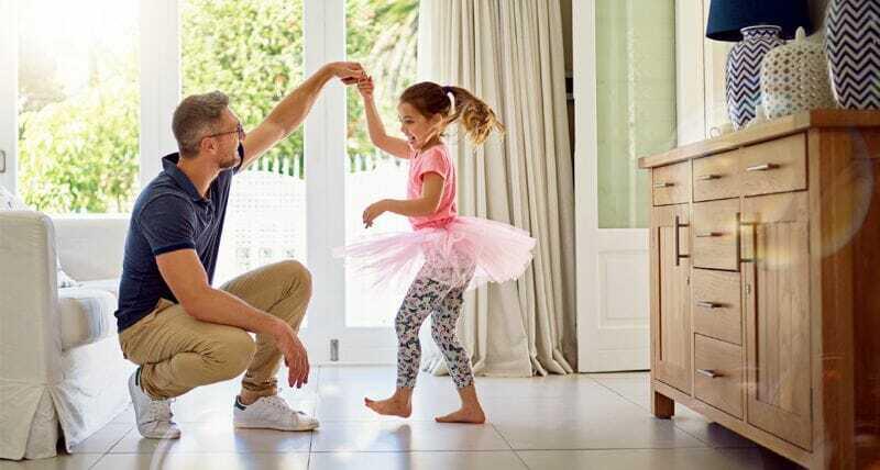 Baile Padre e Hija