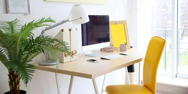 Mini-Oficina en Casa