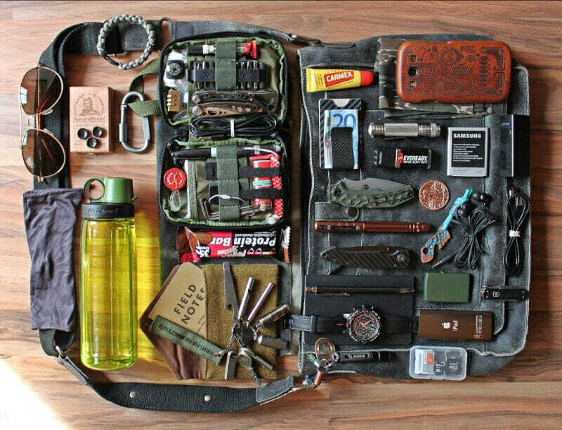 Kit de Campamento