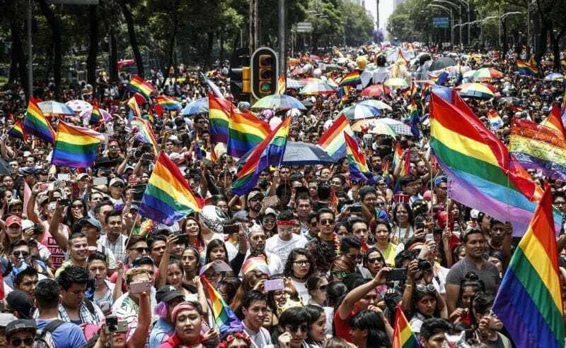 Desfile Pride CDMX