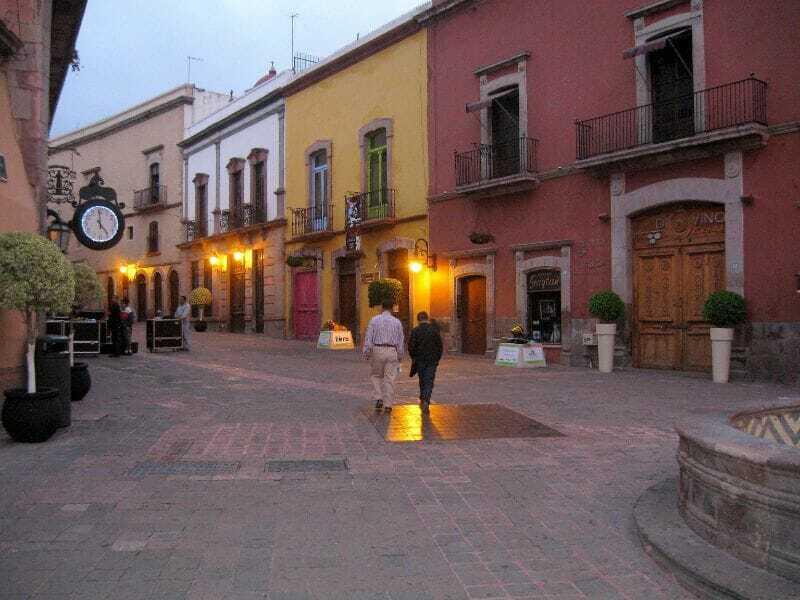 Centro en Querétaro, México